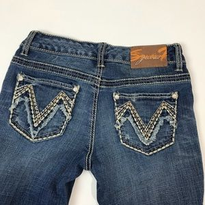 Seven7 Flare & bootcut Jean Size 25